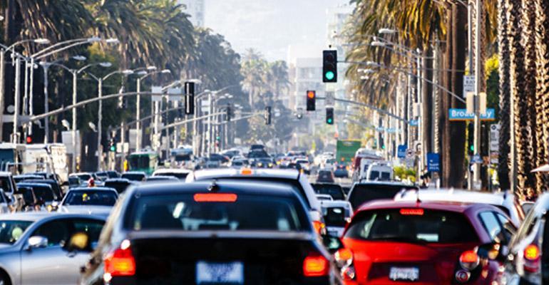 California air quality