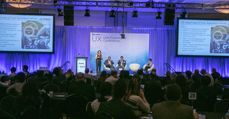 2018 WardsAuto UX Conference