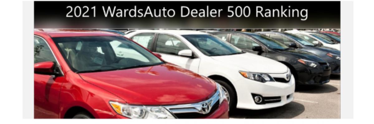 Robust 2020 Profits Inflating Dealership Sale Prices