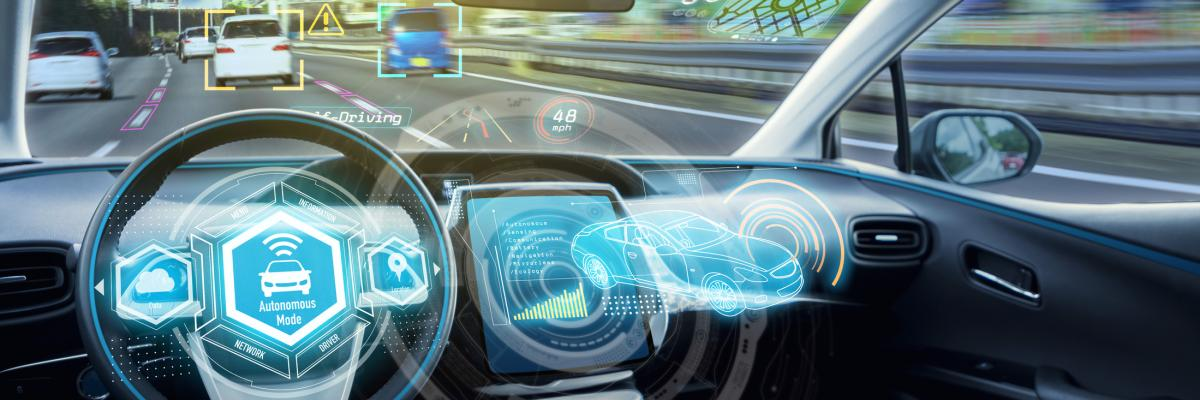 WEBINAR: The Car of the Future - Autonomous, Connected and Data-Centric