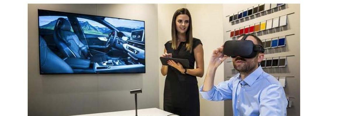 VR & AR Solutions From Audi Production Lab