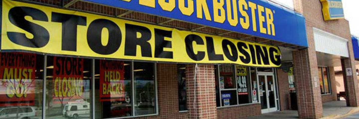 What Dealerships Can Learn From Blockbuster