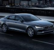 7ac74f495e Volvo S90 replaces aging S80 takes aim at luxury sedan buyers