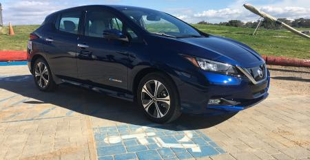 2019 Nissan Leaf Plus photo