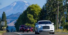 Rolls-Royce Wraith, Northwest Automotive Press Association Run to the Sun