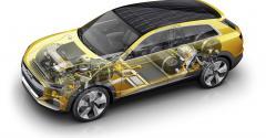 2016 Audi h-tron concept