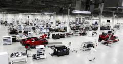 Acura NSX PMC assembly plant Marysville