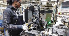 Van Dyke plant supplies more than 70 transmission models to Ford assembly plants.