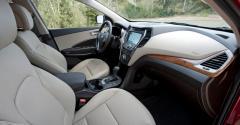 3913 Hyundai Santa Fe Sport win 2013 Ward39s 10 Best Interiors award