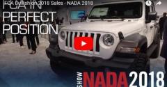 Autoline at 2018 NADA: FCA Bullish on 2018 Sales