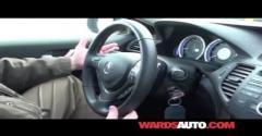 Acura TSX - Ward's 10 Best Interiors of 2011 Judging