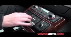 Audi A8 - Ward's 10 Best Interiors of 2011 Judging