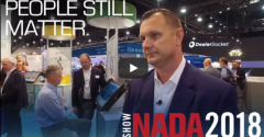 Autoline at 2018 NADA: JM&A Valuing 'People Component'