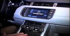 Range Rover Evoque – Ward's 10 Best Interiors Awards Ceremony