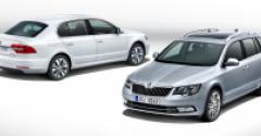 Revised Superb wagon and sedan reach European markets in June