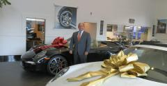 Umutyan says half his Porsche customers are Chinese