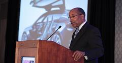 GM Interiors Gain Greater Priority, Design Chief Welburn Says