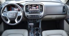 GMC takes rough edges off rsquo15 Canyon WardsAuto 10 Best Interiors honoree