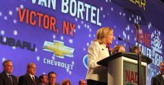 ldquoGet women in strong positions at dealershipsrdquo Van Bortel says