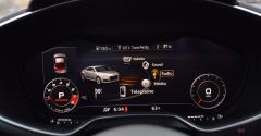 Rich Materials, Exclusive Features Mark Audi TTS Interior