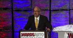 Johann Jungwirth Keynote Presentation - WardsAuto Interiors Conference 2013