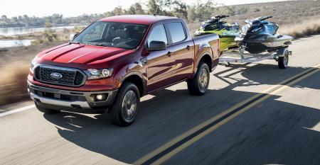 2019 Ford Ranger cropped