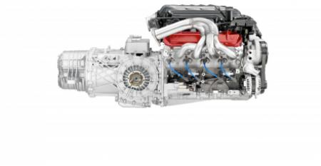 Corvette LT2 engine and transmission.jpg