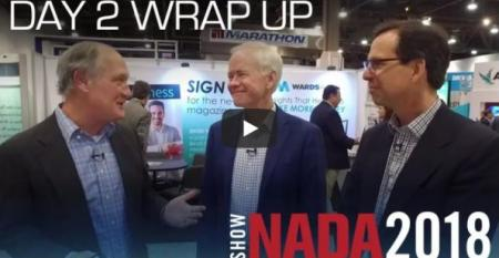 Autoline at 2018 NADA: Wards Reporters Wrap Up Day Two