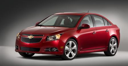 Higher industry sales to carry Chevy Cruze sales production