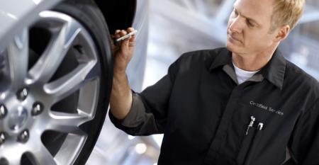 Dealership tire sales aid customer retention