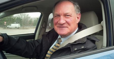 Judge Steve Finlay finds Mitsubishi Mirage engine wanting