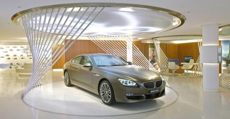 BMWrsquos Future Retail showroom concept designed to engage shoppers eliminate highpressure sales tactics