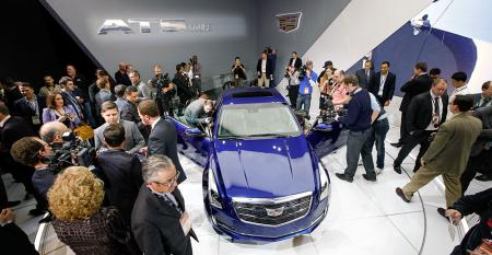 Cadillac keeping a lid on variants such as ATS Coupe for time being