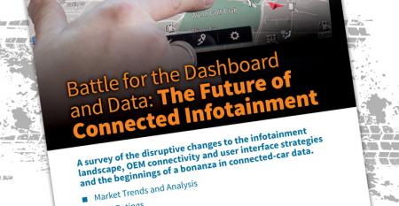 New Wards Intelligence special report goes behind the dashboard to delve into OEMs' connected infotainment technologies and strategies.