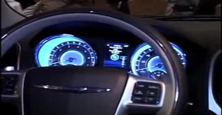 Chrysler 300 Luxury - Ward's 10 Best Interiors Awards Ceremony
