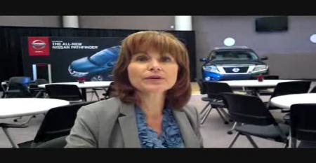 Nissan's Carla Bailo Talks Pathfinder