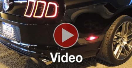 Ford Mustang Boss 302 Test Drive for Ward's 10 Best Engines of 2013