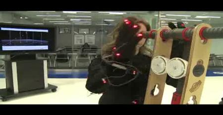 Chrysler: Refining Work Stations With Motion Capture