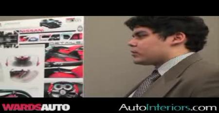 Dexter Carrie - WardsAuto Student Design Competition