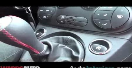 Fiat 500 Abarth: Judging for Ward's 10 Best Interiors of 2012
