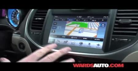 Chrysler 300 - Ward's 10 Best Interiors of 2011 Judging