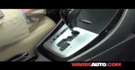 Hyundai Elantra - Ward's 10 Best Interiors of 2011 Judging