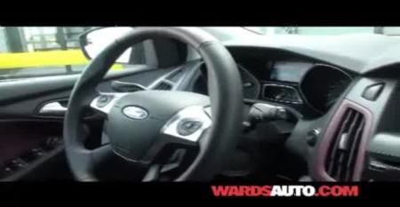 Ford Focus - Ward's 10 Best Interiors of 2011 Judging