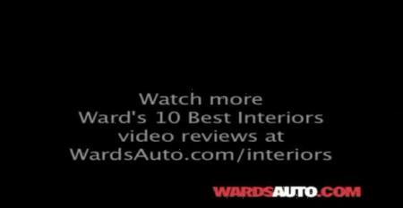 Nissan Juke - Ward's 10 Best Interiors of 2011 Judging