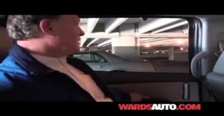Honda Odyssey - Ward's 10 Best Interiors of 2011 Judging