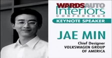 Jae Min Keynote Presentation - WardsAuto Interiors Conference 2012