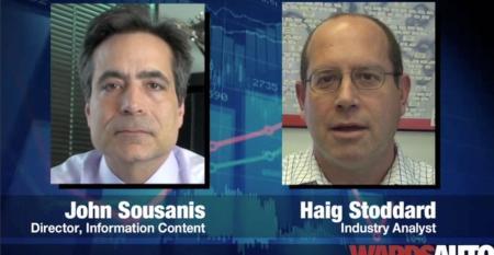 VIDEO - WardsAuto Outlook: Oct. 5, 2012