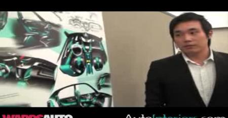 Tae Yeong Kim - WardsAuto Student Design Competition