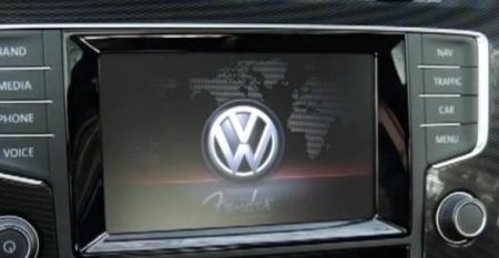 Volkswagen GTI - Ward's 10 Best Interiors Awards Ceremony 2014