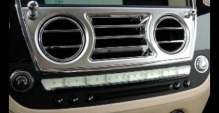 Rolls Royce Wraith - Ward's 10 Best Interiors Awards Ceremony 2014